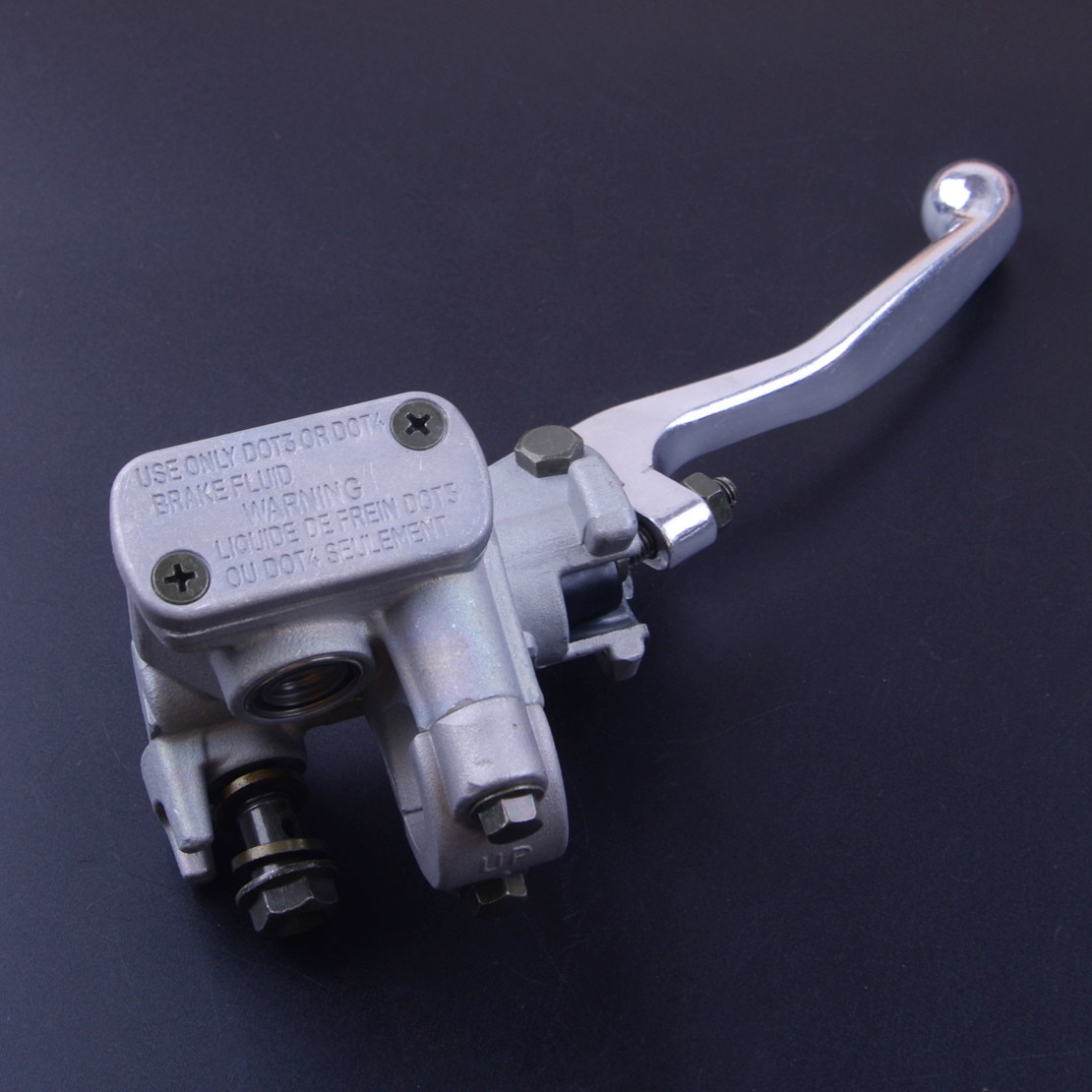 CITALL Brake-Master-Cylinder Crf 450r CRF250X Motorcycle 2006 Front 2005 Honda Cr125r title=