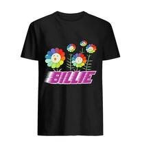 Billie Eilish x Takashi Murakami T-Shirt Unisex  Printed T Shirts Short Sleeve Hipster Tee