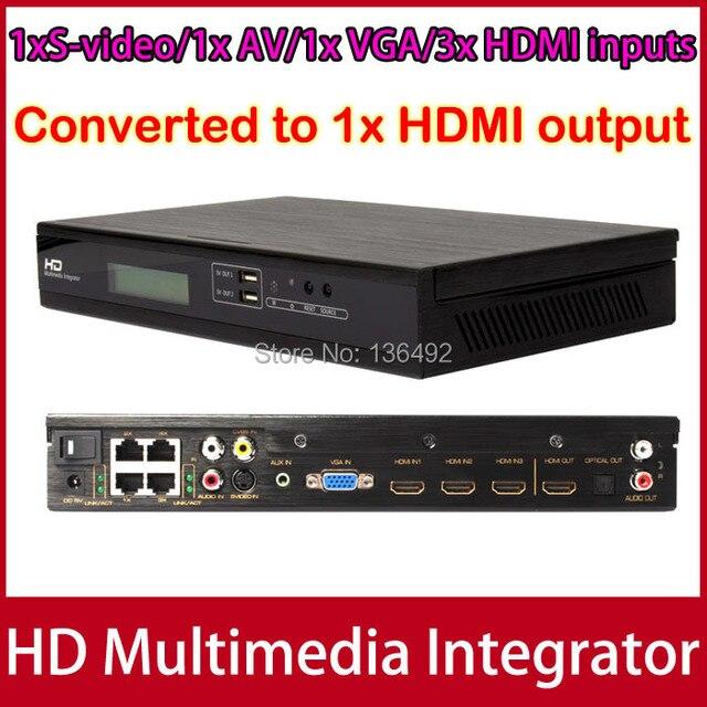 Multimedia Integrator Multi Function Converter Home Theatre This ...