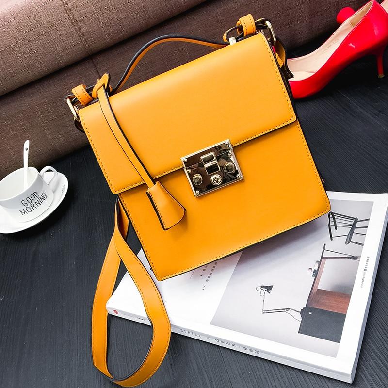 2017 famoso designer marca bolsas Tipo de Fecho : Coberto