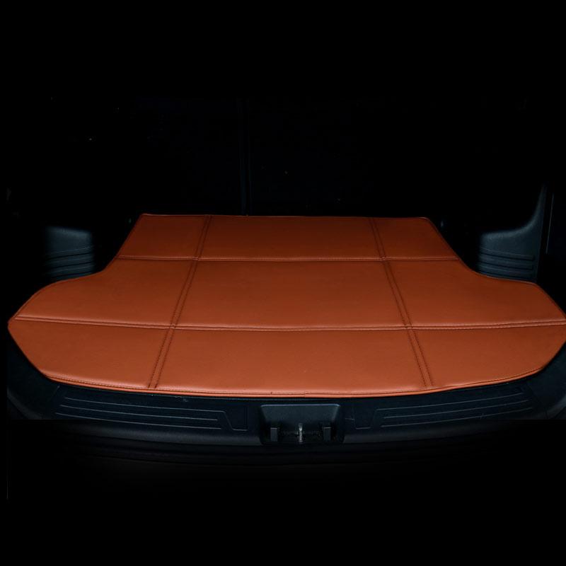 купить car rear trunk mat car boot mat cargo liner for opel antara astra g h j insignia mokka corsa d 2018 2017 2016 2015 2014 2013 недорого