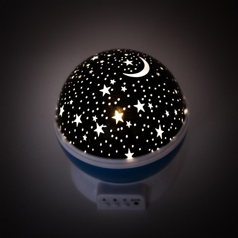 Aliexpress Com Buy Romantic New Rotating Star Moon Sky
