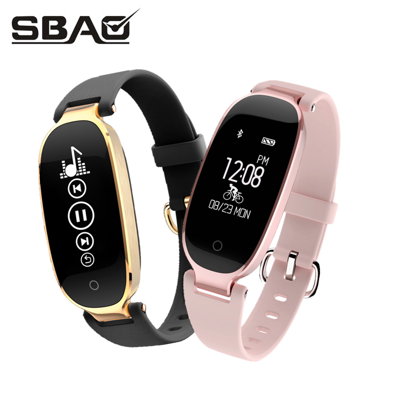 Hospitable Smart Watch Men Women Fitness Tracker Smart Bracelet Real-time Blood Pressure Heart Rate Monitor Activity Tracker For Sport Ios Big Clearance Sale Digital Watches Men's Watches