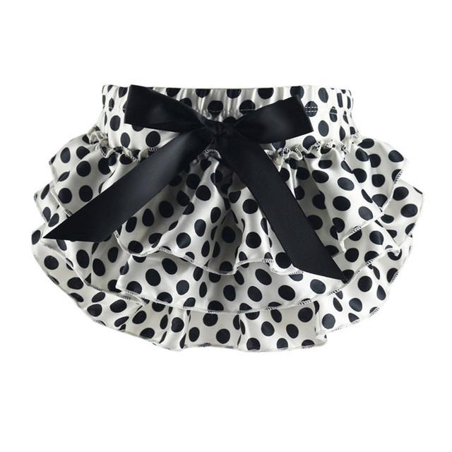 Cute Baby Girl Flower Skirt
