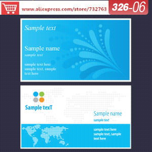 0326 06 business card template for visiting card sample cheap 0326 06 business card template for visiting card sample cheap business card printing business card designer in business cards from office school supplies flashek Gallery
