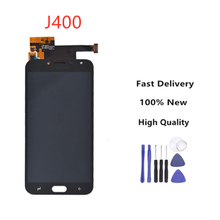 Black Color For Samsung Galaxy J400 lcd J400F/DS J400G/DS LCD Display Screen Digitizer Assembly Replacement