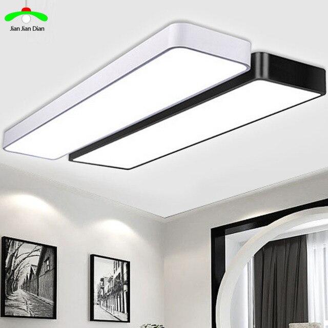 LED Plafondlamp Moderne Lamp Panel Woonkamer Ronde Armatuur ...