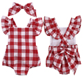 2016 Baby Girls Bodysuits For Infants Newborn Babies Clothes Bebes Summer Children Climb 100% Cotton Clothing Jumpsuit Triangle