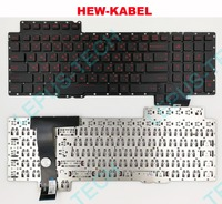 Keyboard for ASUS ROG G752 G752V G752VL G752VM G752VS G752VT G752VY Thai TA TI US with backlight Keyboard