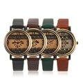Todo el mundo Tienda Vintage Mujeres Dial Relojes de Cuarzo Analógico Reloj de Pulsera de Cuero Retro Regalo Caliente!
