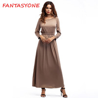 FANTASYONE Sexy Women Boho Maxi Club Dress Black Bandage Long Dress Party Multiway Convertible Robe Longue