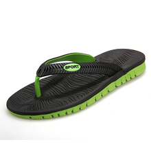 2018 Mens Flip Flops Sandals Rubber Casual Men Shoes Summer Fashion Beach Flip Flops Sapatos Hembre sapatenis masculino