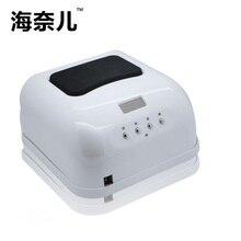 Бесплатная доставка 60 Вт УФ-лампы H3 sunuv ногтей Гель-лак лечить CCFL светодио дный ногтей сушилка с таймером авто-индукции ногтей маникюрные инструменты