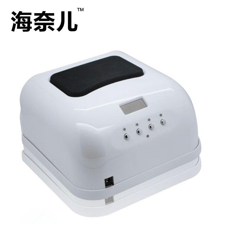 Il trasporto Libero 60 W Lampada UV H3 SUNUV Nail Polacco del Gel Che Cura CCFL LED Nail Dryer Con Timer Auto-induzione Strumenti di Nail Art Manicure