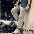 IX9 Calças Da Carga Dos Homens Militar Tático Homens Calça Combate Militar Tático SWAT Exército Calças e Calças