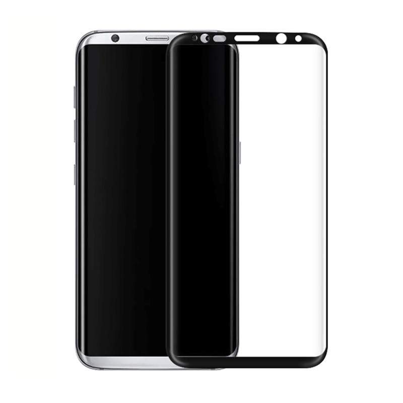 5c509e7dfd3e6 Para Samsung S9 Note 9 S8 Plus Pantalla de cristal templado Película  protectora Pantalla completa curvada para Samsung Galaxy Note 9 con varios  colores