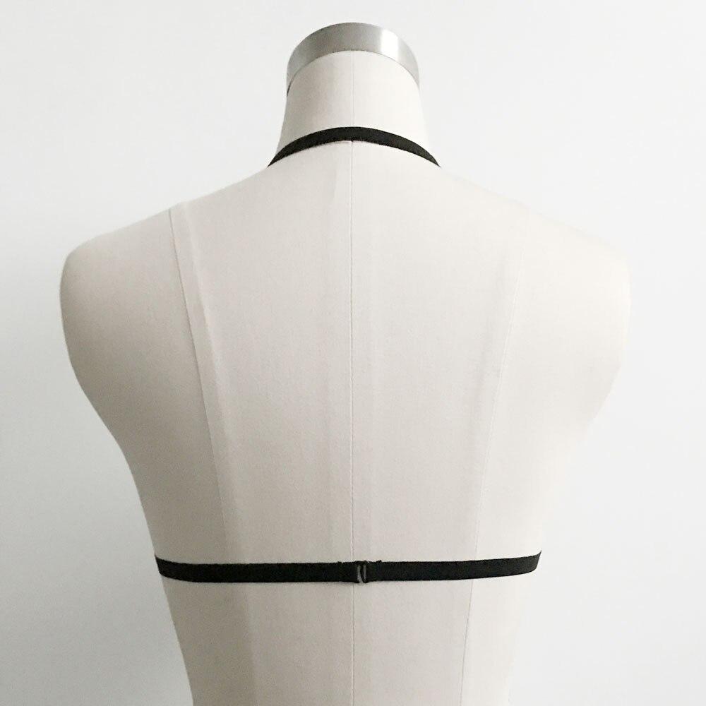 Сексуальный женский бюстгальтер для тела, фетиш, грудь, бандаж, эротическое белье, Готическая подвязка пояс для подтяжек, дропшиппинг# YQ