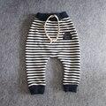 Muchachas de Los bebés Pantalones Niños Ropa de Bebé de Algodón Pantalones Largos Pantalones Harén Niña Bebé Niños Niñas Ropa