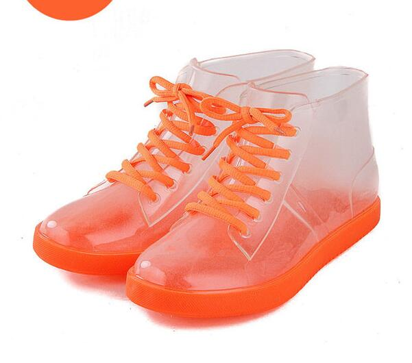 Orange Rain Boots for Women Promotion-Shop for Promotional Orange ...