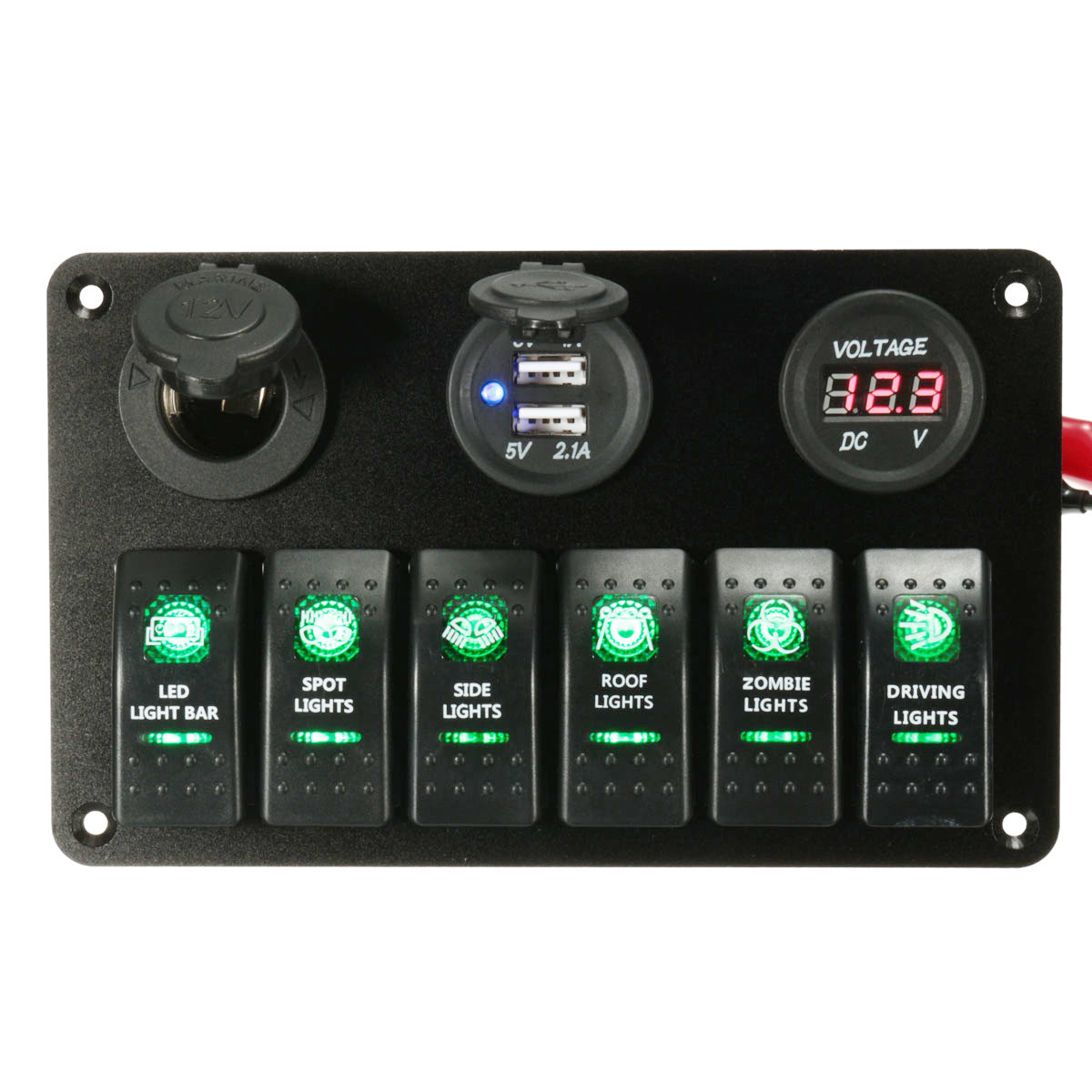 HY1225169 Radiator Support for 11-13 Hyundai Elantra