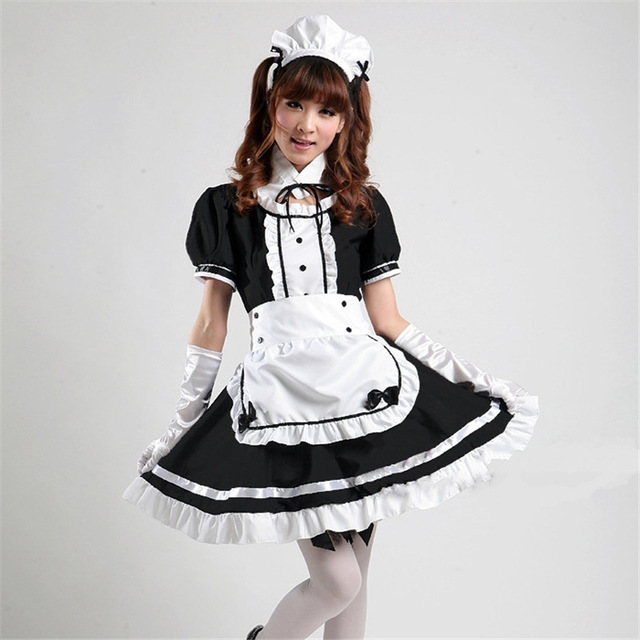 costumes Cute anime girl
