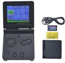 GB Station Light boy SP PVP Retro Mini Handheld Game Player Built in 142 Games Portable Video Console 2.7 LCD 8 Bit