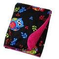 O Envio gratuito de Aden anais cobertor Do Bebê de flanela Cama Cobertor Super Macio cobertor do bebê dormir crianças Fábrica de roupas de bebê de Vendas