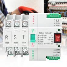 цена AC 400V 3P Dual Power Automatic Transfer Toggle Switch 63/80/100A Transfer Switch