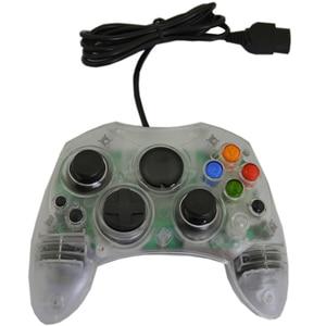 Image 2 - Wired Gamepad ג ויסטיק בקר משחק S סוג עבור M icrosoft X תיבת קונסולת משחקי וידאו אביזרי החלפה