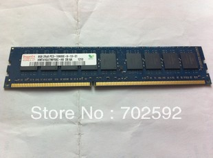 ORIGINAL SERVER MEMORY 8GB/8G PC3-10600E for DELL T110 T210 R210 T310 R310