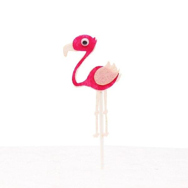 Flamingo Monkey 1st birthday decorations 5c64f9ae5e4e1