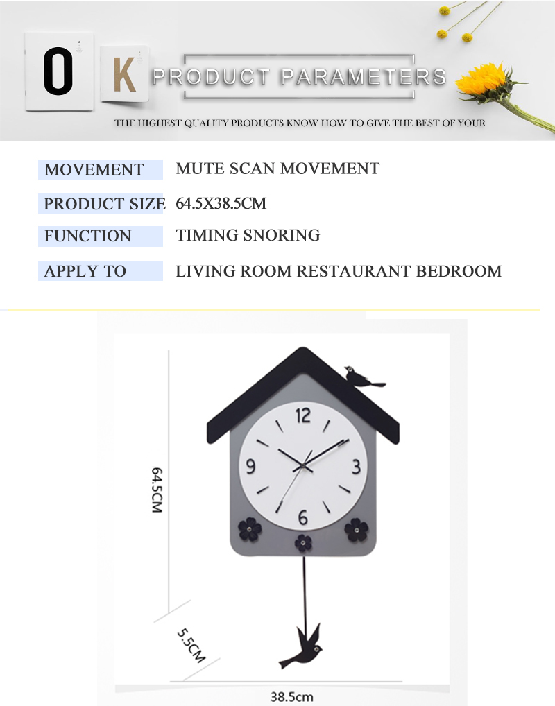 Rock n Roll Wall Clock Retro Room Clock Cloock Nordic Clock Wood Wall Clock Mickey Kitchen Big Clock Wall Mirror Wall Clock Watch (7)