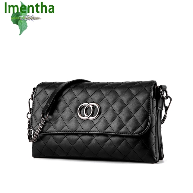 2017 black crossbody bags for women shoulder bags women leather handbags purses and handbags women messenger bags female bag