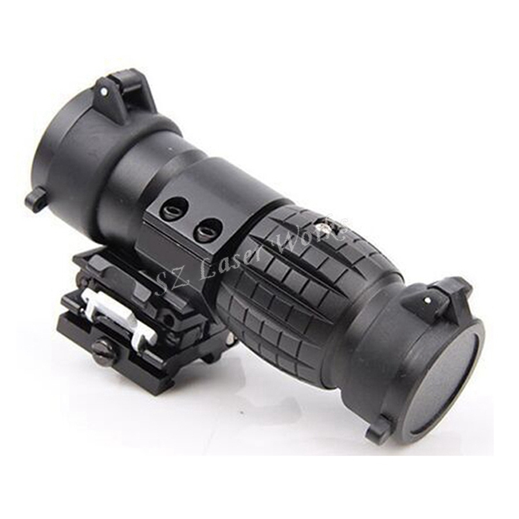 Tactical Hunting Riflescope Fast Separation 3x Magnifier