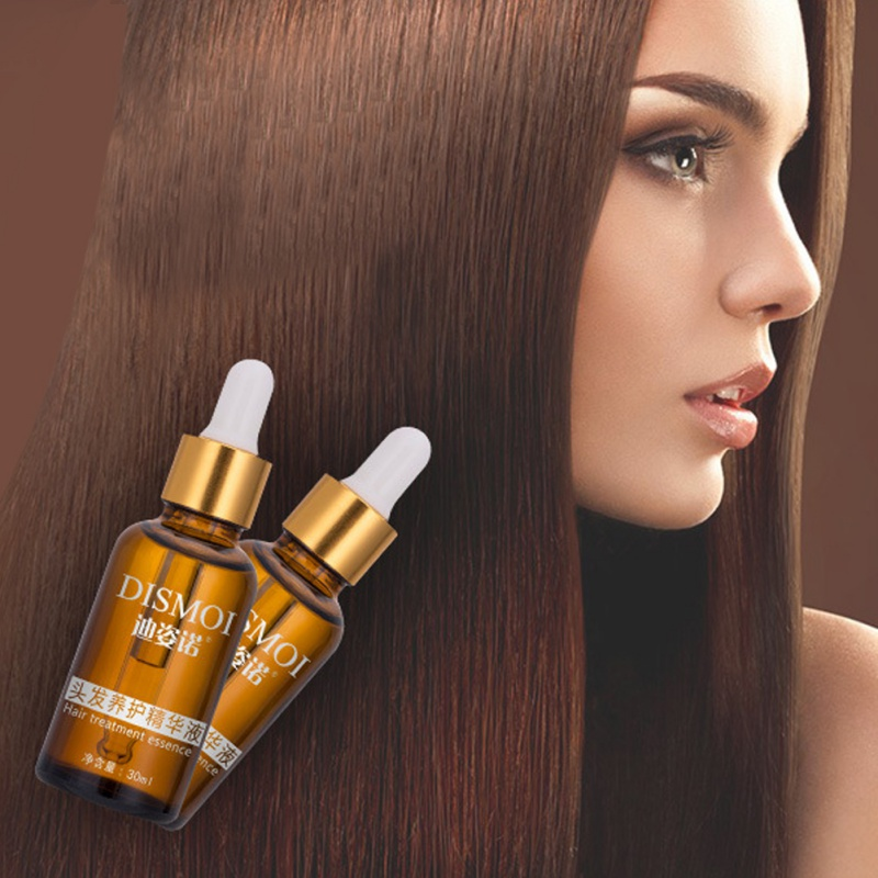 New Natural Hair Care Hair Growth Essential Oil Hair Grow Faster Hair Care Treatment Straightener Soft Dry Improve