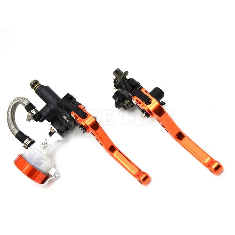 ФОТО motorcycle CNC Aluminum Adjustable brake clutch lever& brake pump  For YAMAHA YZF R6 2005 2016 R6S EUROPE VERSION 2006 2007
