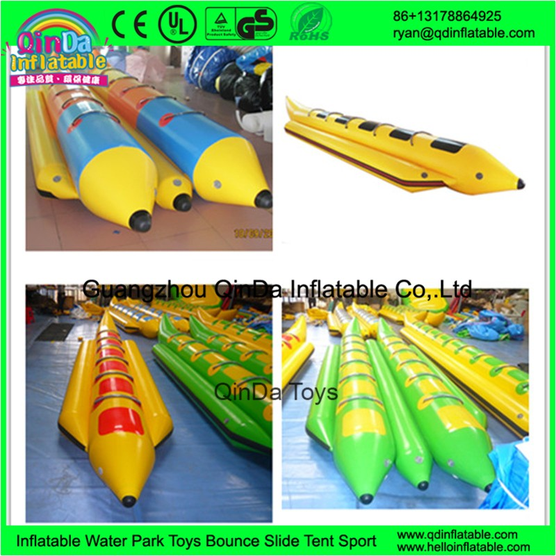 inflatable water sled tube banana boat57