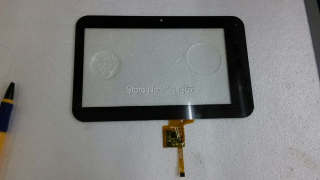 New original 7 inch tablet touch screen 070088-01a-v1 handwritten capacitive screen free shipping