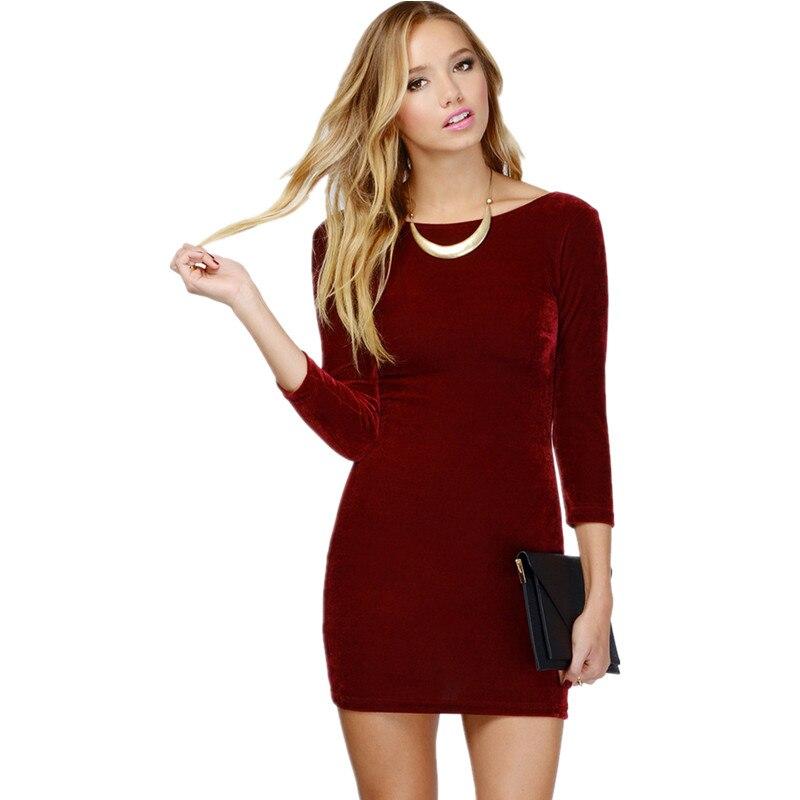 Mini vestidos cortos casuales