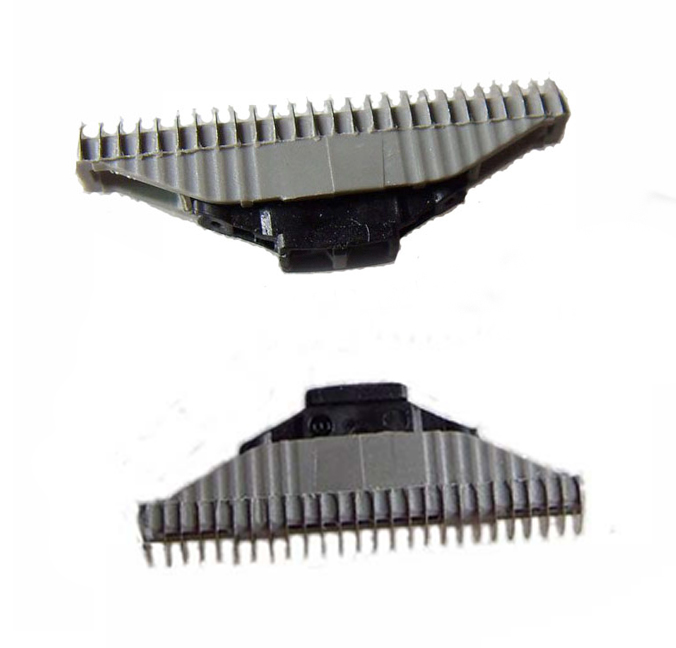 2pcs Free Shipping Hair Trimmer Cutter Barber Head for philips QC5550 QC5580 QS6140 QS6141 QS6160 QS6161 цена и фото