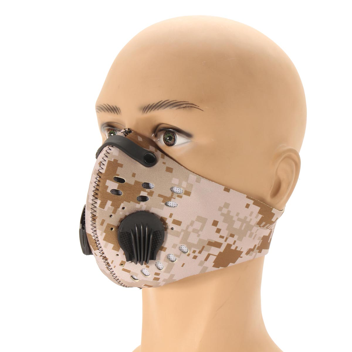 NEW Dustproof Mask Protection Breathable Cycling Activated Carbon Filter Dust Mask Workplace Safety 2017 new arrival hot selling respiration valve industrial gas masks activated carbon filter safety mask labor protection