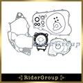 Полный Ремонтный Комплект Прокладок Двигателя Комплект Для Honda CRF250 CRF250R CRF250X CRF 250 R Х 2004 2005 2006 2007 2008 2009 Яму велосипед