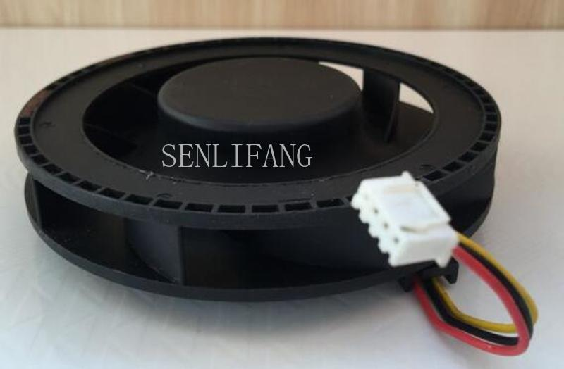Free Shipping Original BNTA1025B2H DC12v 10025 0.66a Worm Gear Centrifugal Blower Purifier Ventilation Fan