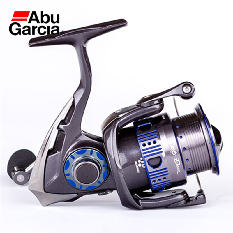 Abu Garcia REVO DEEZ 9+1BB 6.2:1 1000 Serie Competition Spinning Reel Lightweight Bevel Spool Fishing Reel Drag Power 2kg Tackle abu garcia revo alx 2000 4000 series spinning reel anti rust full metal fishing reel pre loading fish wheel 7 1bb 6 2 1 tackle