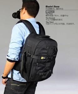 Image 2 - NOVAGEAR 134 DSLR Camera Bag Photo Bag Camera Backpack Universal Large Capacity Travel Backpack For Canon/Nikon Camera