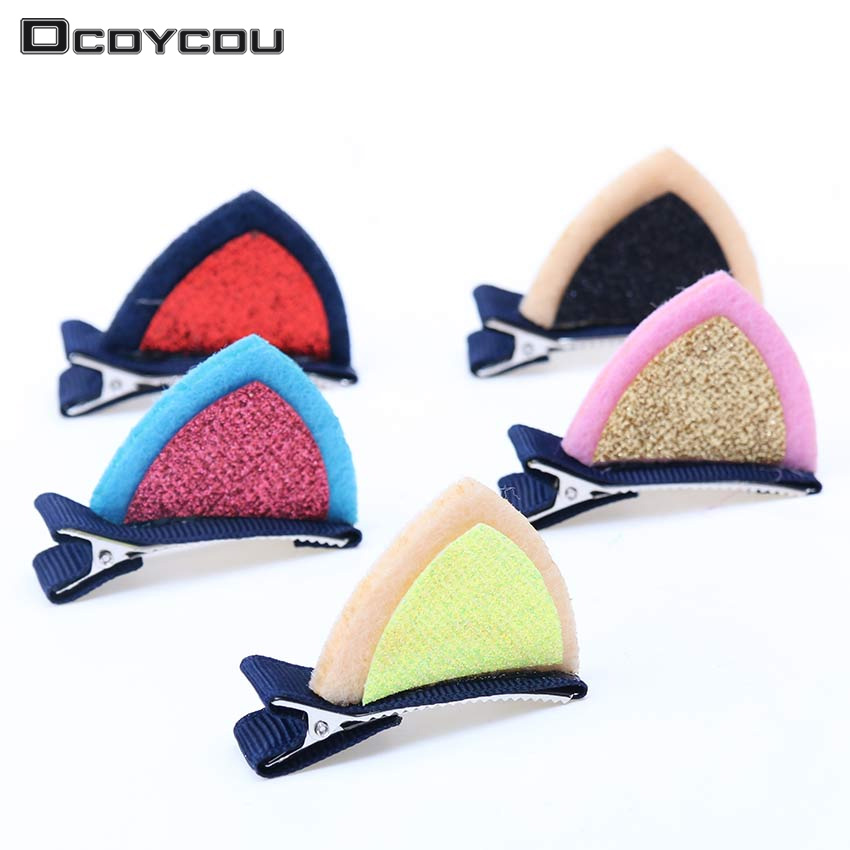 DCDYCDU 3 Pair6 Clips Hairpin Children Hair Accessories