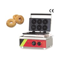 Commercial Auto Donut machine maker stainless steel Round type circle mould energy saving 110v and 220v