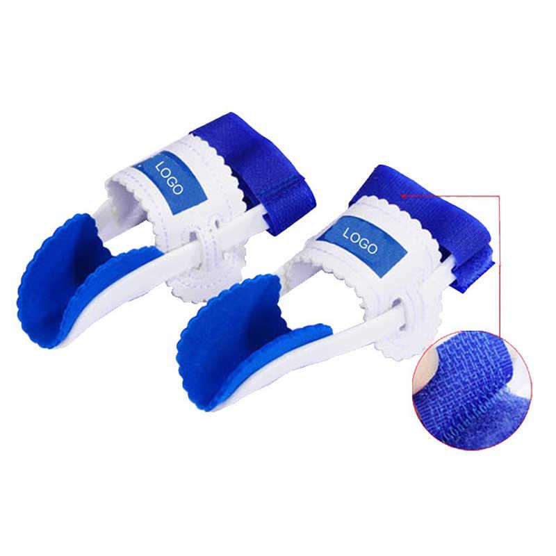 1 paio Alluce Valgo Borsite Correttore Cura Del Piede Toe Corrector Ortopedia Piedi di Cura di Pedicure Strumenti di Grande Toe Protector Raddrizzatore