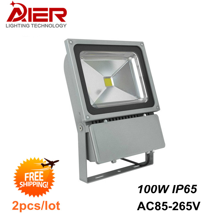 High power integrated chip led flood light 100W / good quality floodlight 100w outdoor