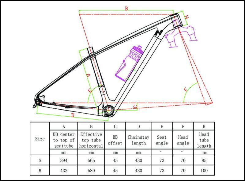 carbon bicycle frame (9)